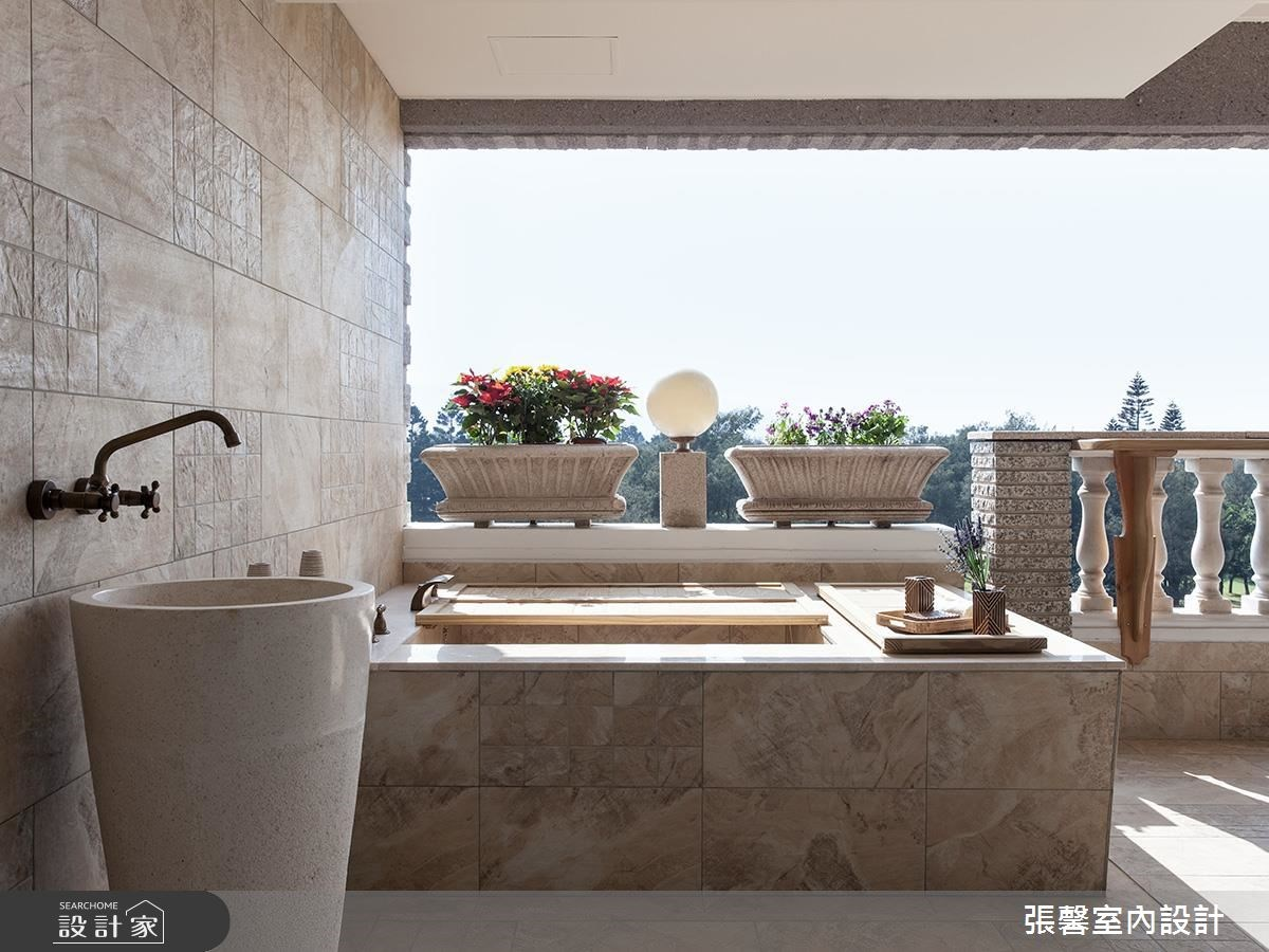 48坪新成屋(5年以下)_美式風浴室案例圖片_瀚觀室內裝修設計工程股份有限公司_張馨_38之4