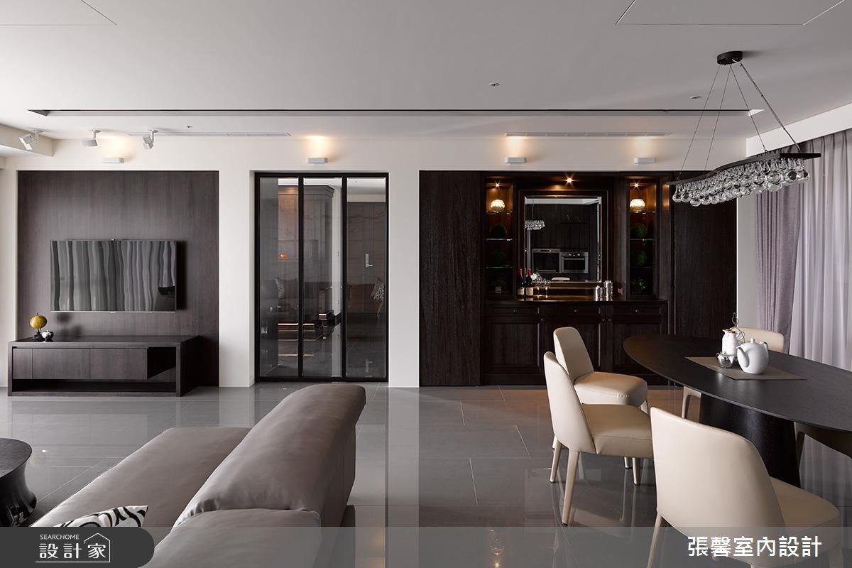 58坪新成屋(5年以下)_現代風客廳案例圖片_瀚觀室內裝修設計工程股份有限公司_張馨_41之3