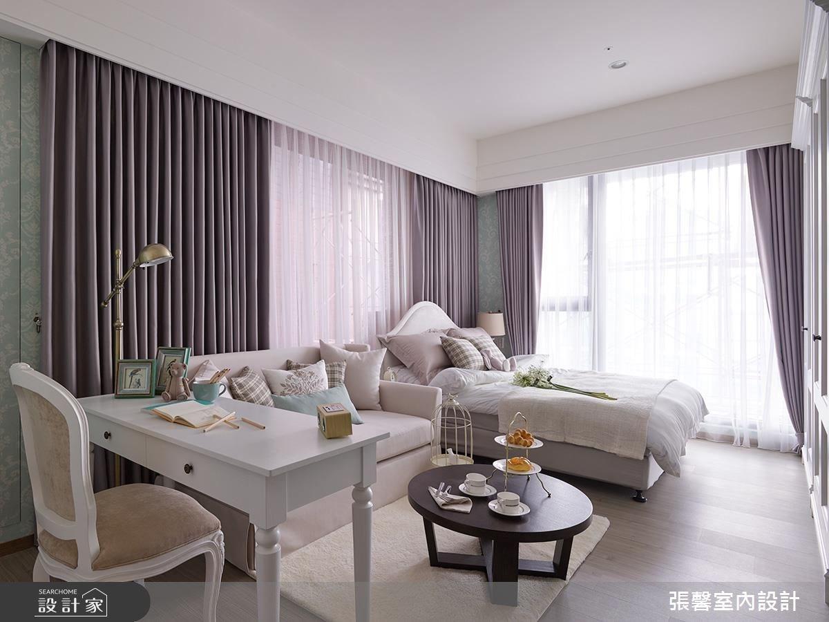新成屋(5年以下)_混搭風臥室案例圖片_瀚觀室內裝修設計工程股份有限公司_張馨_48之2