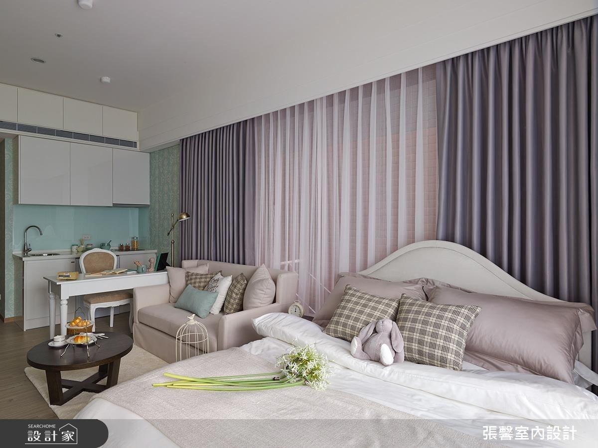 新成屋(5年以下)_混搭風臥室案例圖片_瀚觀室內裝修設計工程股份有限公司_張馨_48之4