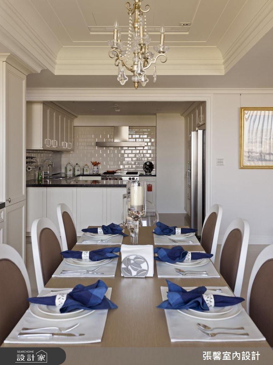 74坪新成屋(5年以下)_美式風餐廳廚房案例圖片_瀚觀室內裝修設計工程股份有限公司_張馨_56之4