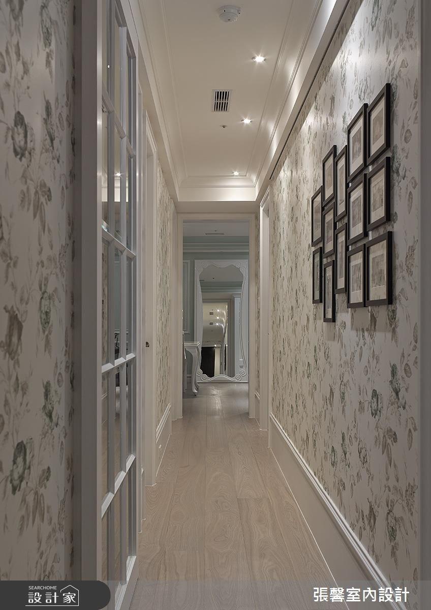 40坪新成屋(5年以下)_美式風走廊案例圖片_瀚觀室內裝修設計工程股份有限公司_張馨_58之8