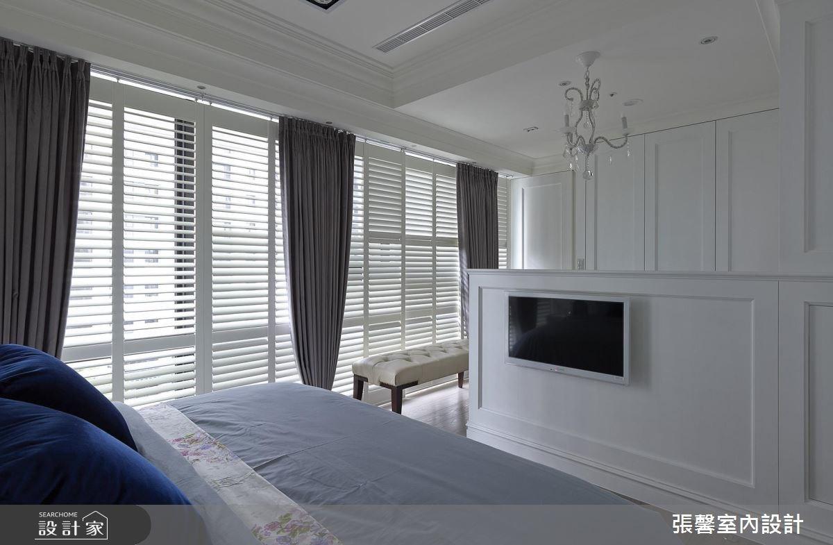 40坪新成屋(5年以下)_美式風臥室案例圖片_瀚觀室內裝修設計工程股份有限公司_張馨_58之11