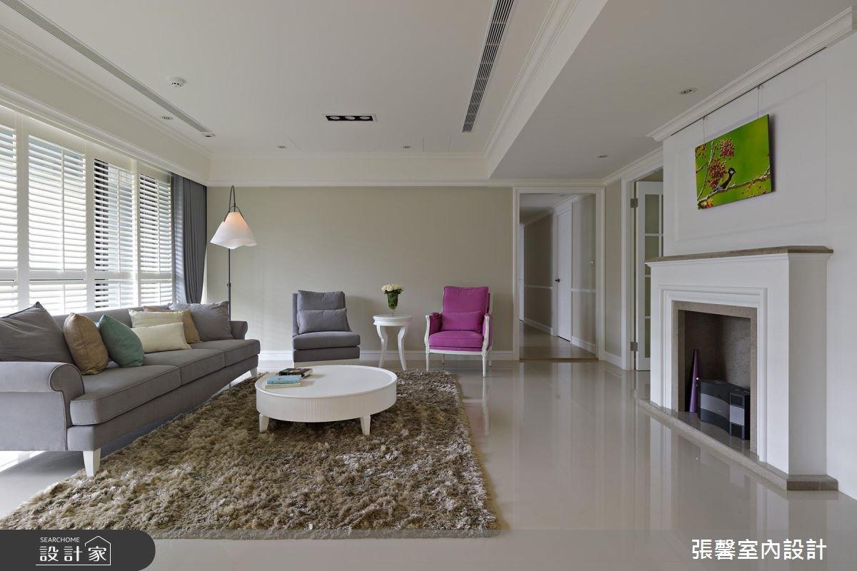65坪新成屋(5年以下)_混搭風客廳案例圖片_瀚觀室內裝修設計工程股份有限公司_張馨_59之2