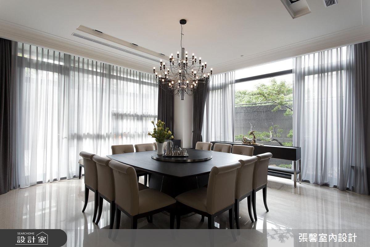 170坪新成屋(5年以下)_混搭風餐廳案例圖片_瀚觀室內裝修設計工程股份有限公司_張馨_62之3