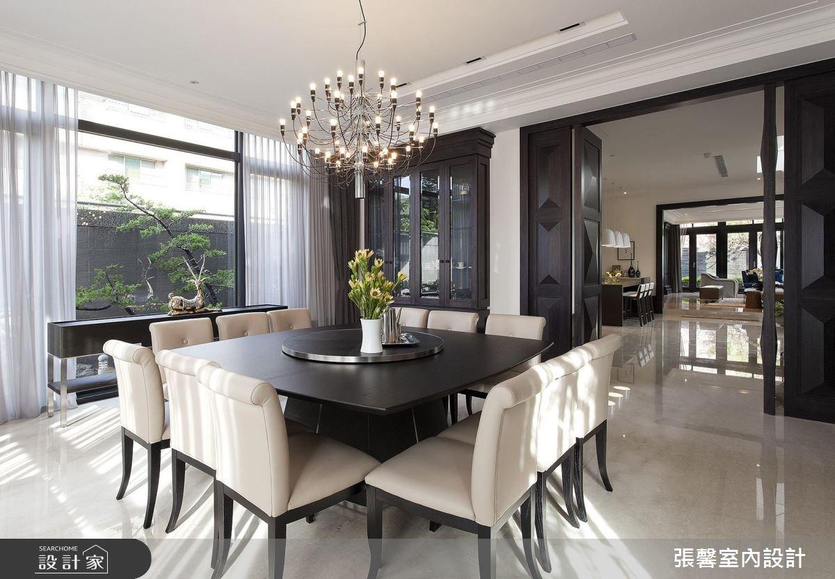 170坪新成屋(5年以下)_混搭風餐廳案例圖片_瀚觀室內裝修設計工程股份有限公司_張馨_62之4