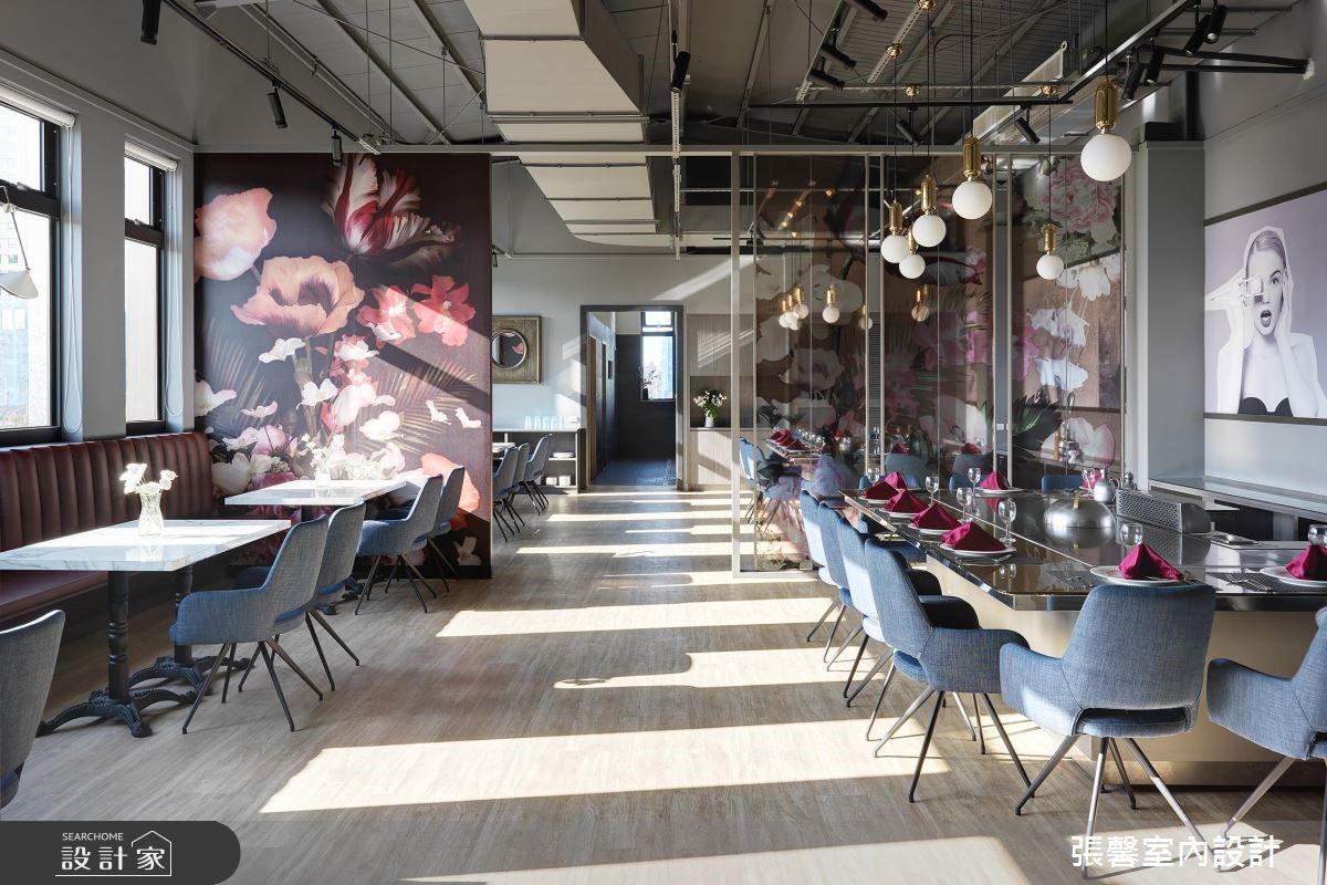 100坪新成屋(5年以下)_混搭風商業空間案例圖片_瀚觀室內裝修設計工程股份有限公司_張馨_75之18