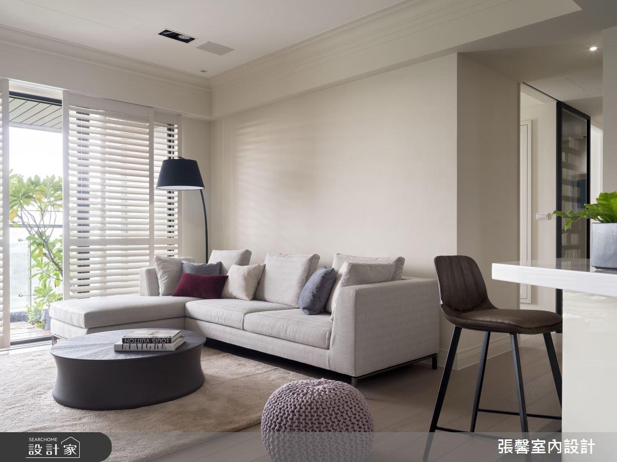 24坪新成屋(5年以下)_現代風客廳案例圖片_瀚觀室內裝修設計工程股份有限公司_張馨_78之3
