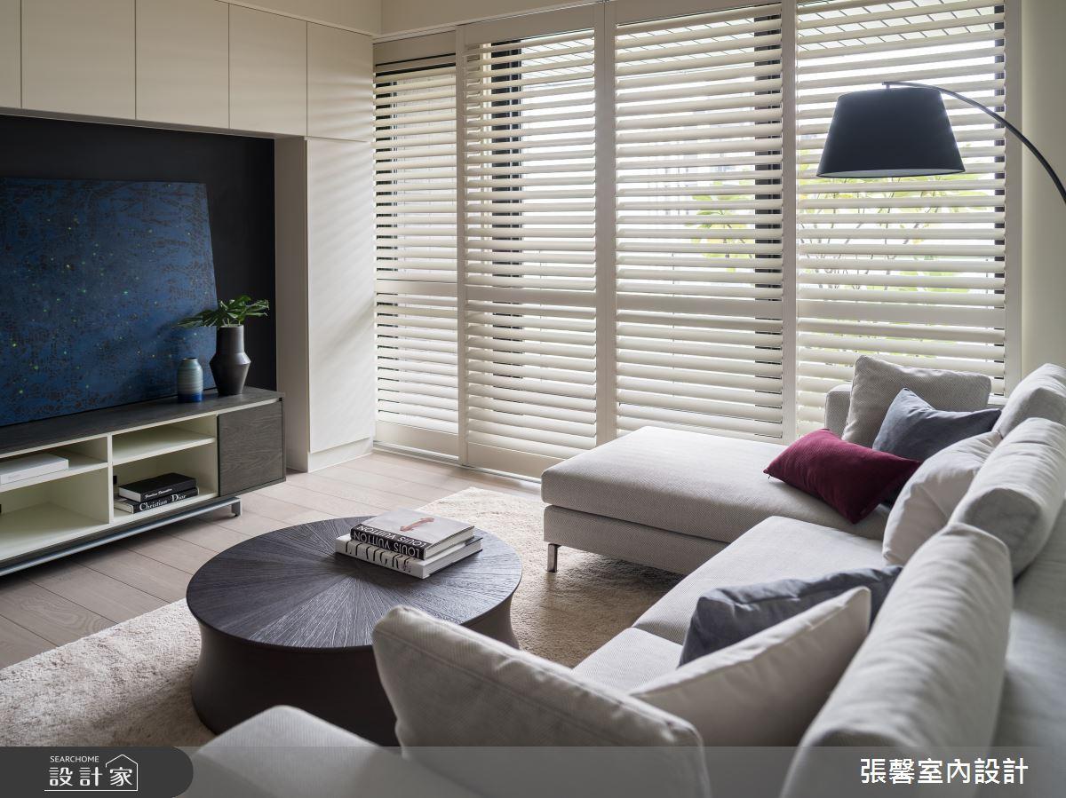 24坪新成屋(5年以下)_現代風客廳案例圖片_瀚觀室內裝修設計工程股份有限公司_張馨_78之5