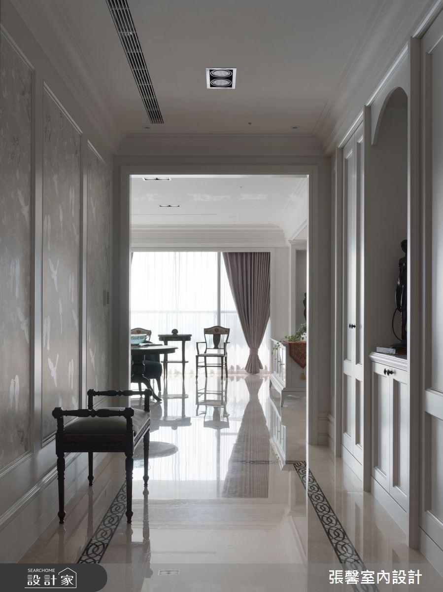 122坪新成屋(5年以下)_混搭風玄關走廊案例圖片_瀚觀室內裝修設計工程股份有限公司_張馨_80之1