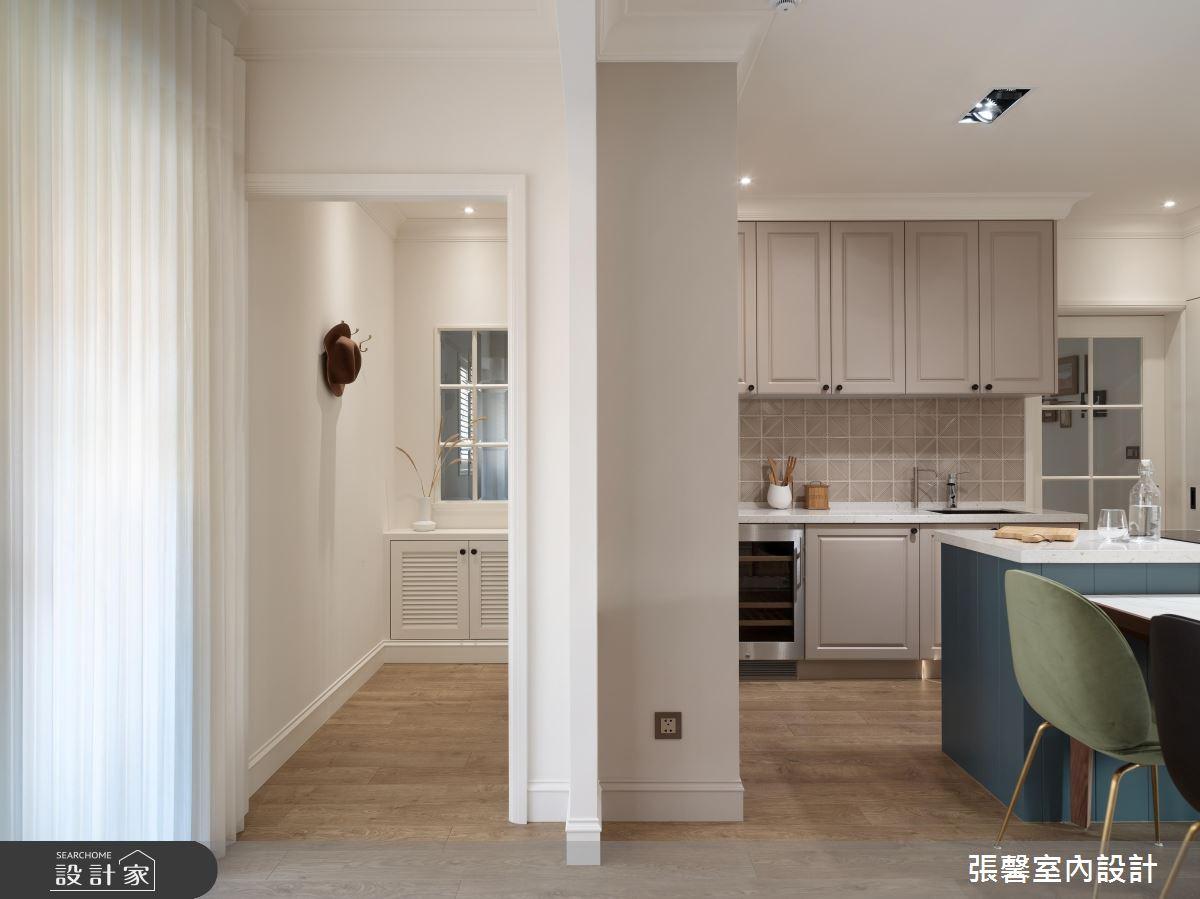 48坪老屋(16~30年)_美式風餐廳案例圖片_瀚觀室內裝修設計工程股份有限公司_張馨_84之16