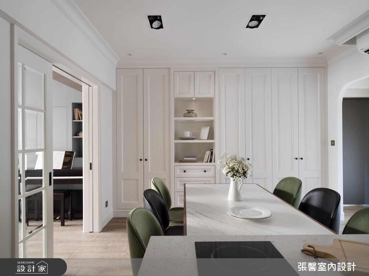 48坪老屋(16~30年)_美式風餐廳案例圖片_瀚觀室內裝修設計工程股份有限公司_張馨_84之8