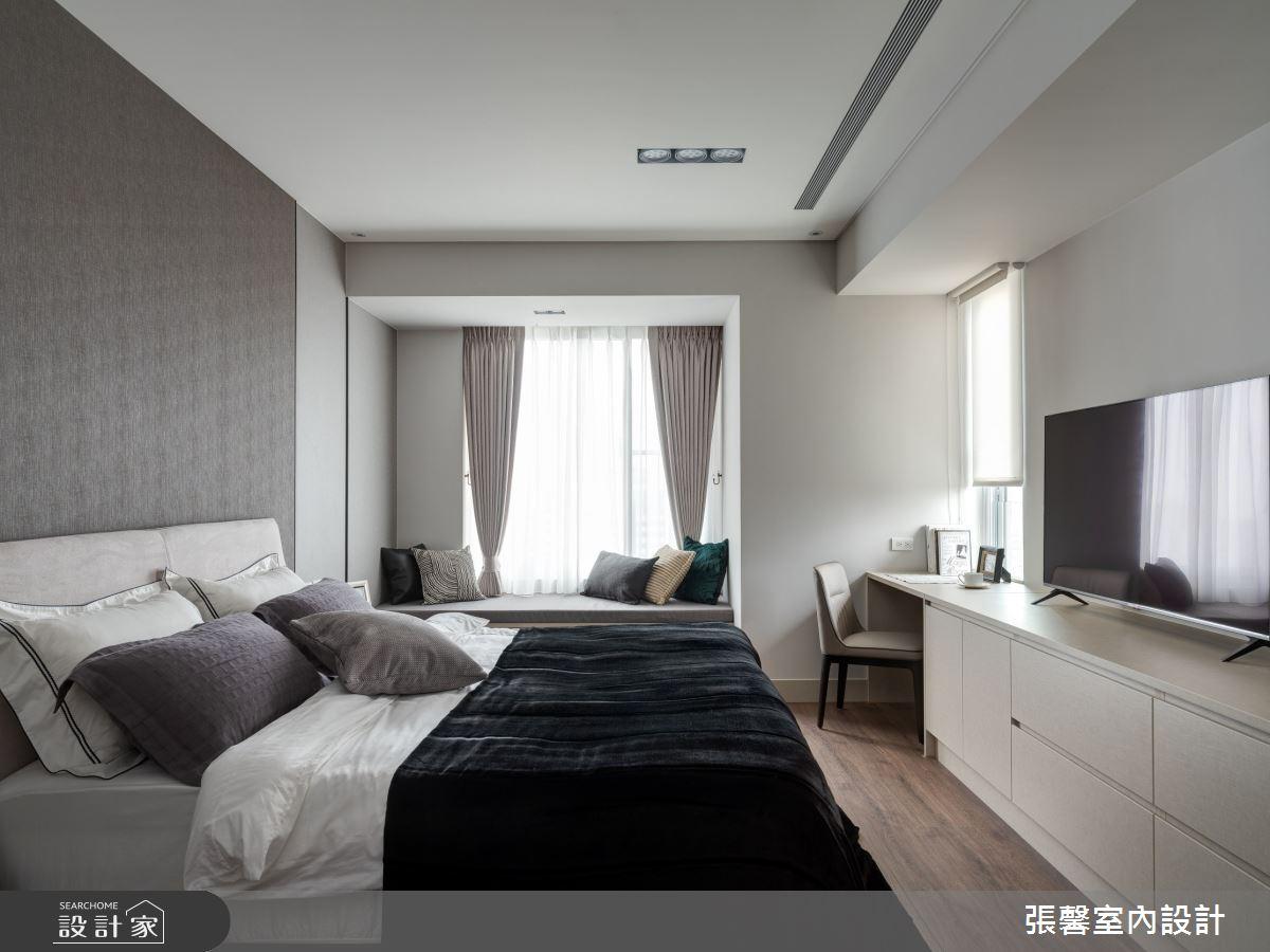 73坪新成屋(5年以下)_現代風臥室案例圖片_瀚觀室內裝修設計工程股份有限公司_張馨_86之22