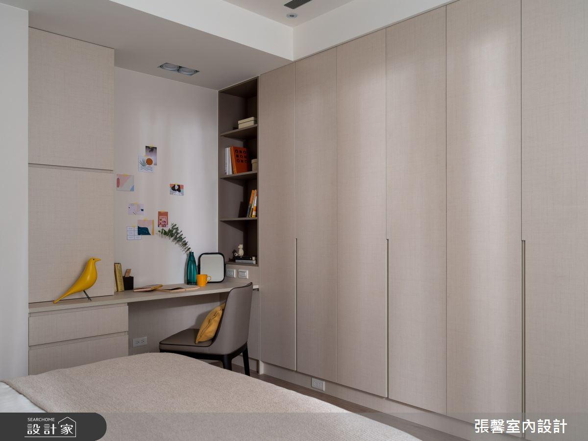 73坪新成屋(5年以下)_現代風臥室案例圖片_瀚觀室內裝修設計工程股份有限公司_張馨_86之31