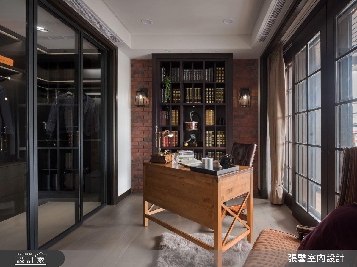 新成屋(5年以下)_混搭風書房案例圖片_瀚觀室內裝修設計工程股份有限公司_張馨_87之3