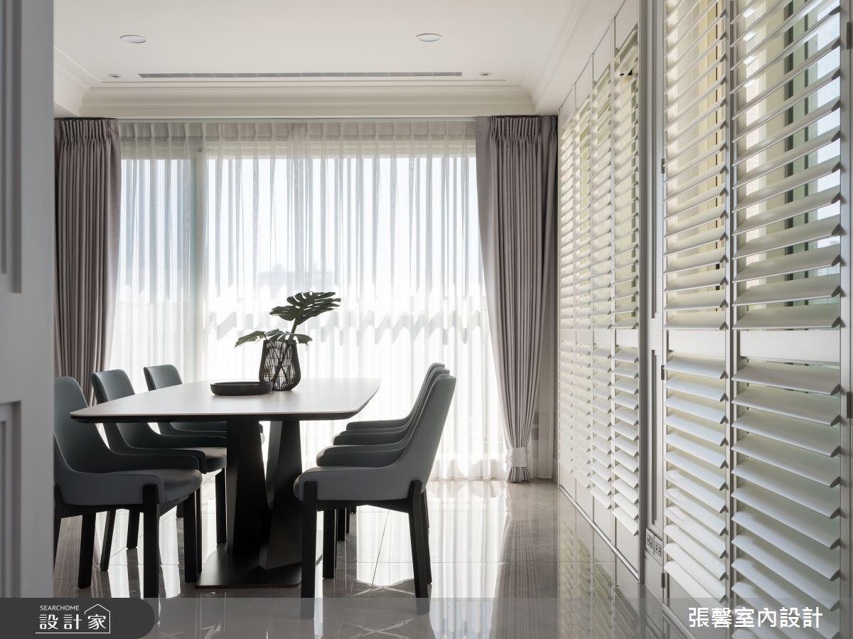 55坪新成屋(5年以下)_現代風餐廳案例圖片_瀚觀室內裝修設計工程股份有限公司_張馨_89之2