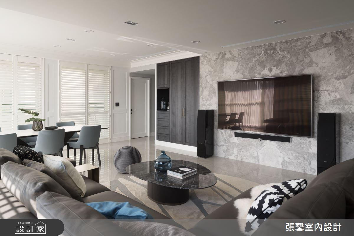 55坪新成屋(5年以下)_現代風客廳案例圖片_瀚觀室內裝修設計工程股份有限公司_張馨_89之3