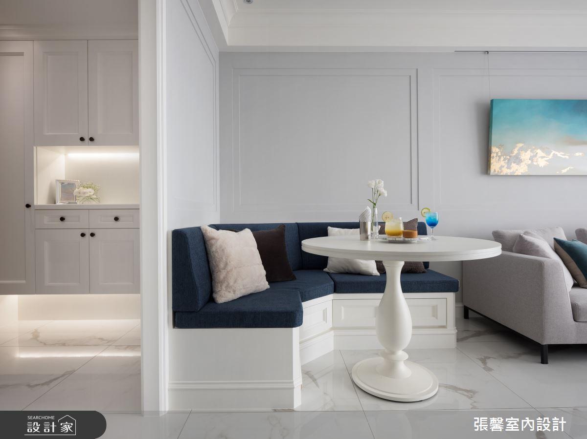 25坪新成屋(5年以下)_美式風玄關餐廳案例圖片_瀚觀室內裝修設計工程股份有限公司_張馨_90之2