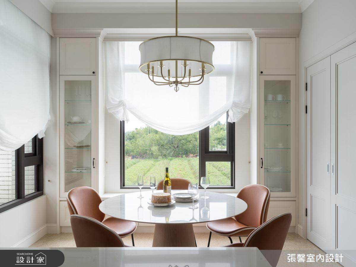 106坪新成屋(5年以下)_美式風餐廳案例圖片_瀚觀室內裝修設計工程股份有限公司_張馨_97之9