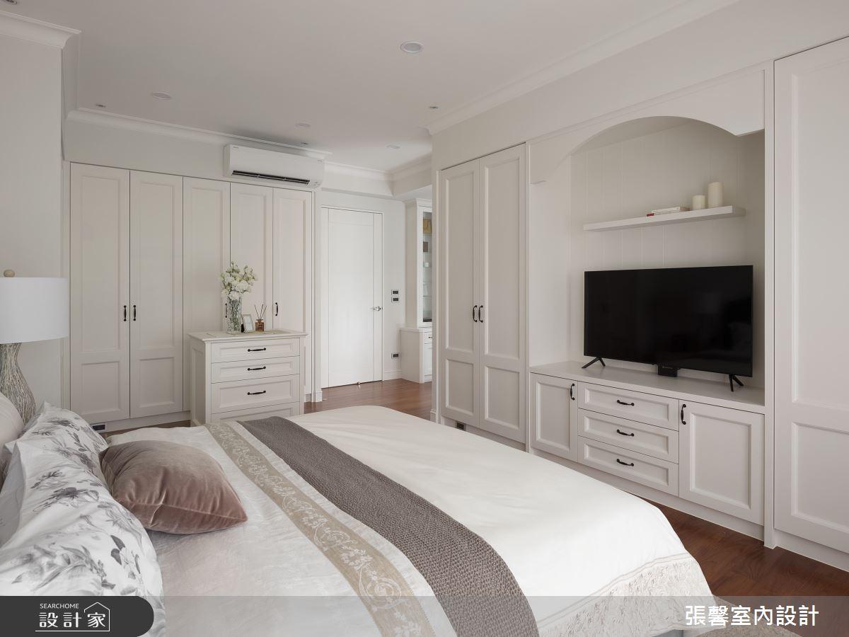 106坪新成屋(5年以下)_美式風臥室案例圖片_瀚觀室內裝修設計工程股份有限公司_張馨_97之13