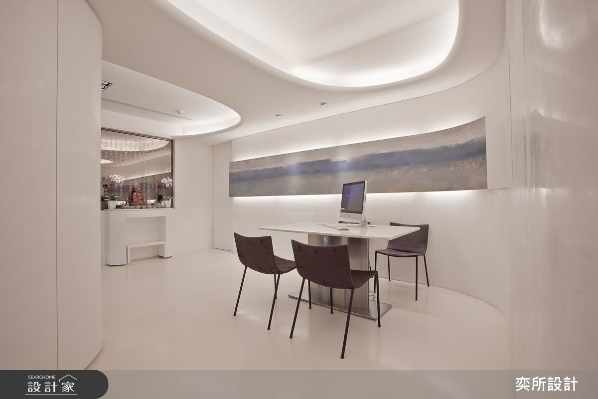 29坪新成屋(5年以下)_現代風餐廳案例圖片_奕所設計_奕所_01之4