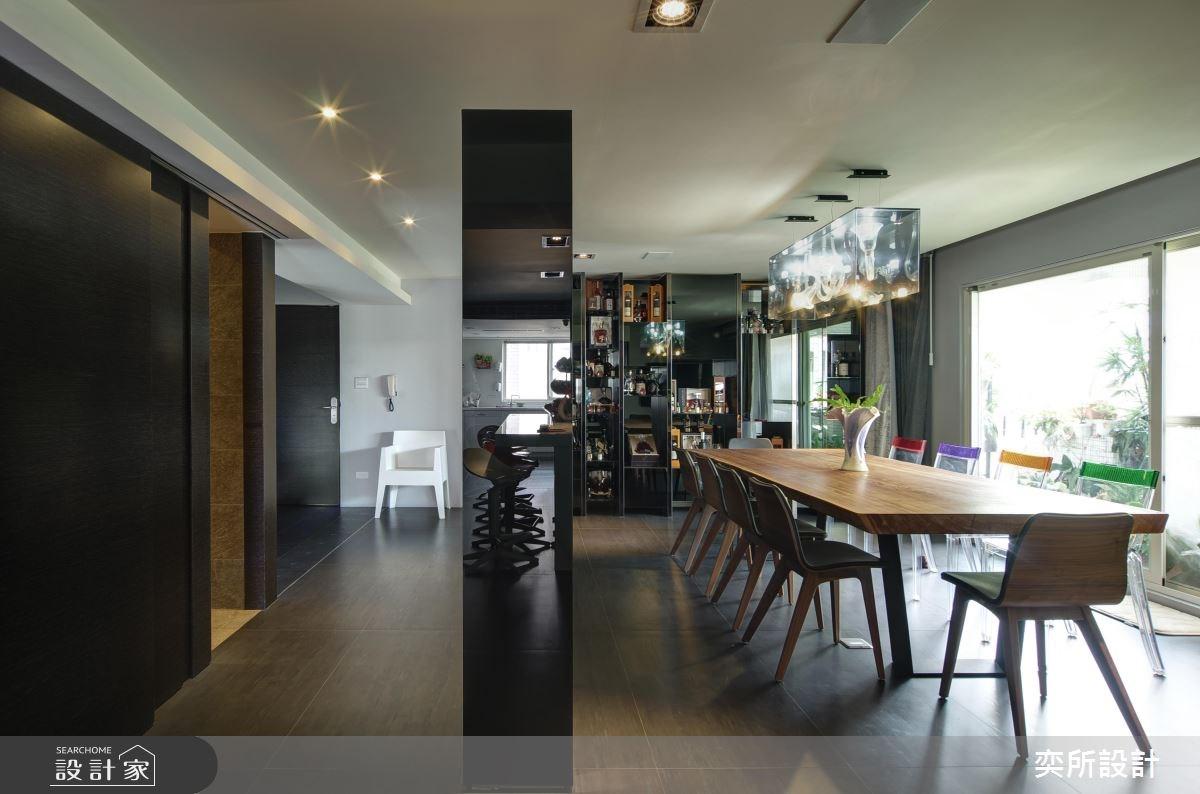 120坪中古屋(5~15年)_混搭風餐廳案例圖片_奕所設計_奕所_06之7