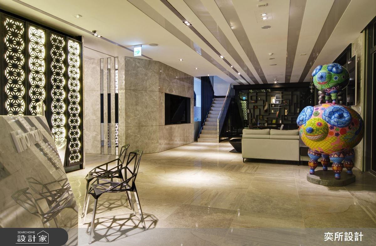 160坪新成屋(5年以下)_現代風商業空間案例圖片_奕所設計_奕所_11之3