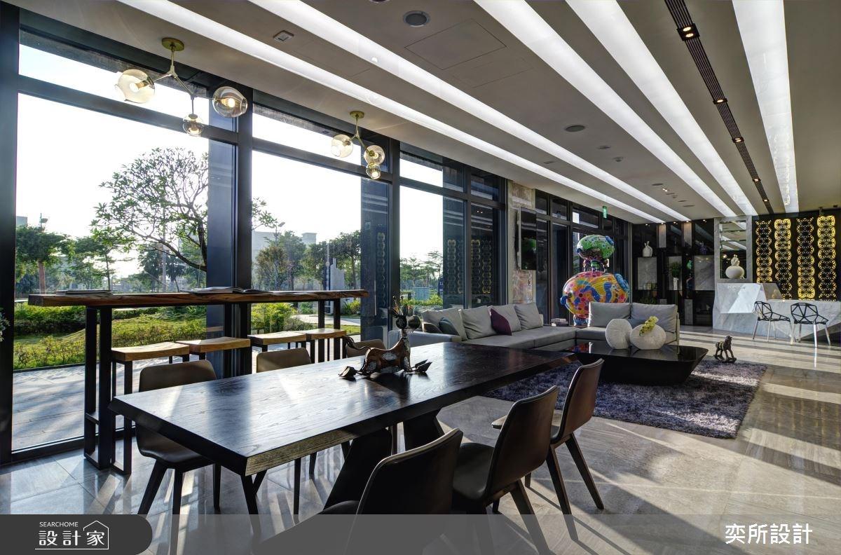 160坪新成屋(5年以下)_現代風商業空間案例圖片_奕所設計_奕所_11之4
