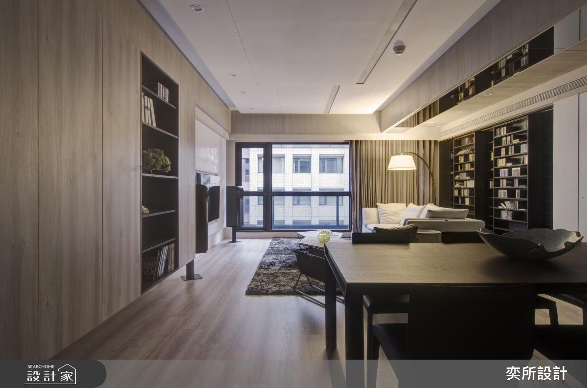 27坪新成屋(5年以下)_休閒風餐廳案例圖片_奕所設計_奕所_13之4
