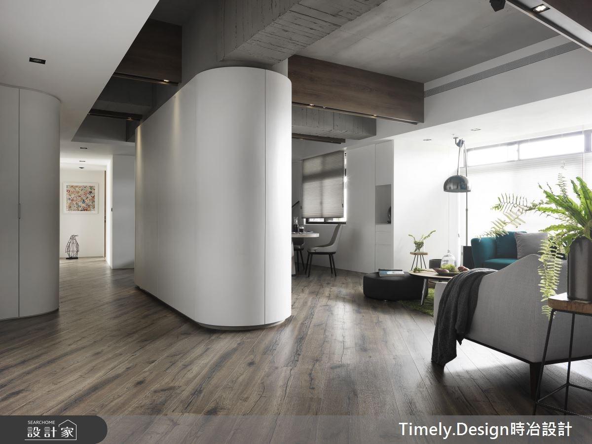 45坪新成屋(5年以下)_混搭風案例圖片_時冶設計(時冶室內裝修股份有限公司)_時冶_04之3