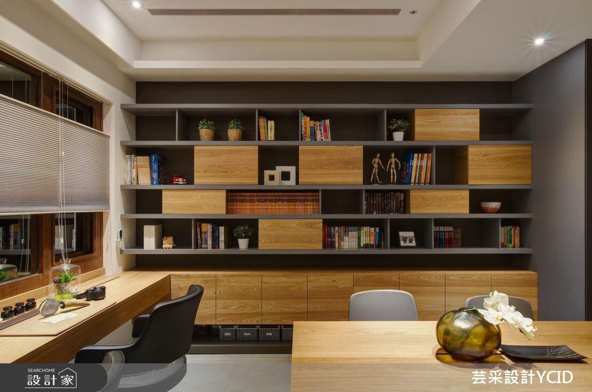 190坪新成屋(5年以下)_混搭風案例圖片_芸采創意空間設計公司_芸采_04之4