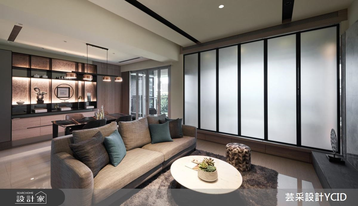 49坪新成屋(5年以下)_現代風案例圖片_芸采創意空間設計公司_芸采_07之3