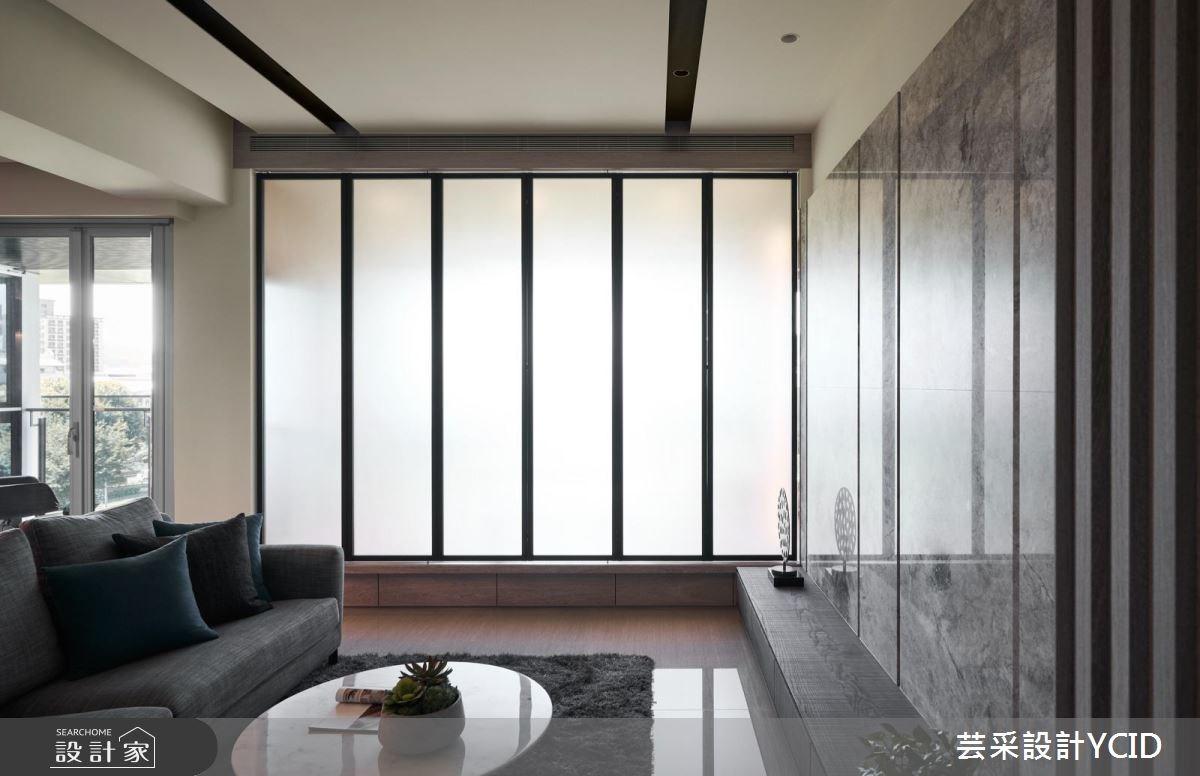 49坪新成屋(5年以下)_現代風案例圖片_芸采創意空間設計公司_芸采_07之4