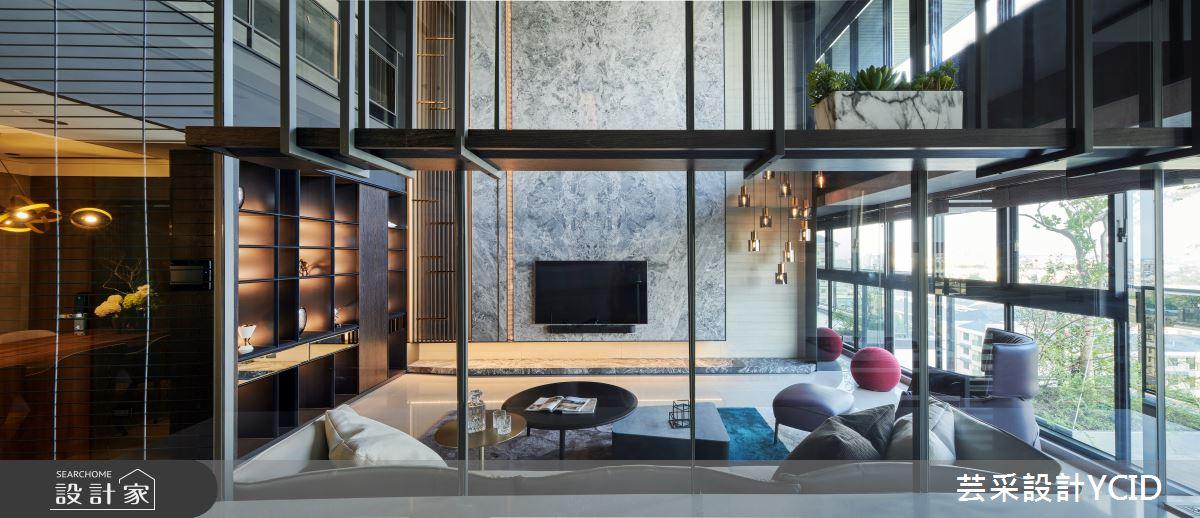 新成屋(5年以下)_奢華風客廳吧檯案例圖片_芸采創意空間設計公司_芸采_08之5