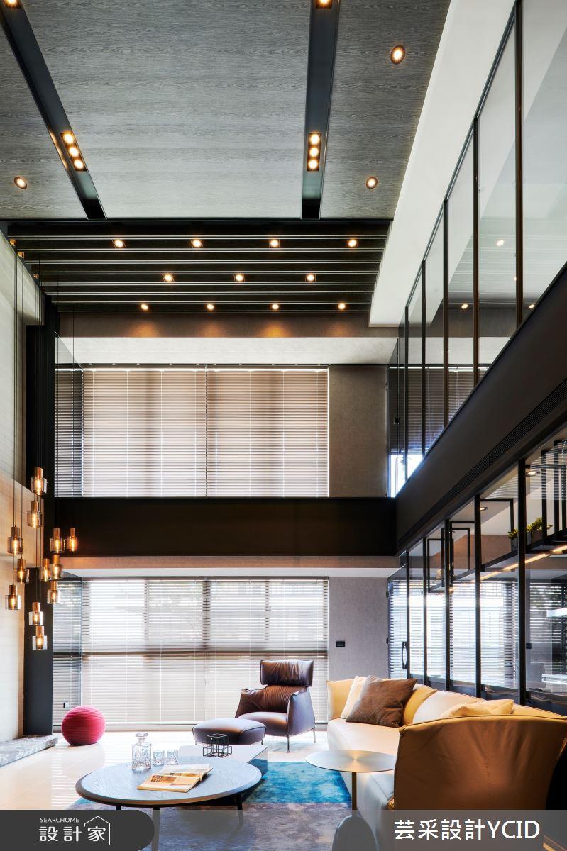 新成屋(5年以下)_奢華風客廳案例圖片_芸采創意空間設計公司_芸采_08之3