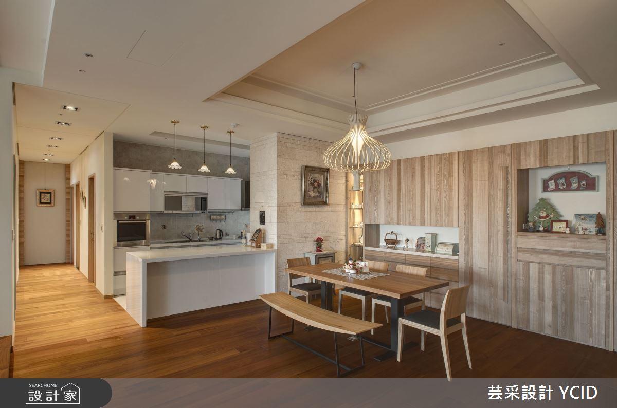 48坪預售屋_日式無印風餐廳案例圖片_芸采創意空間設計公司_芸采_09之4