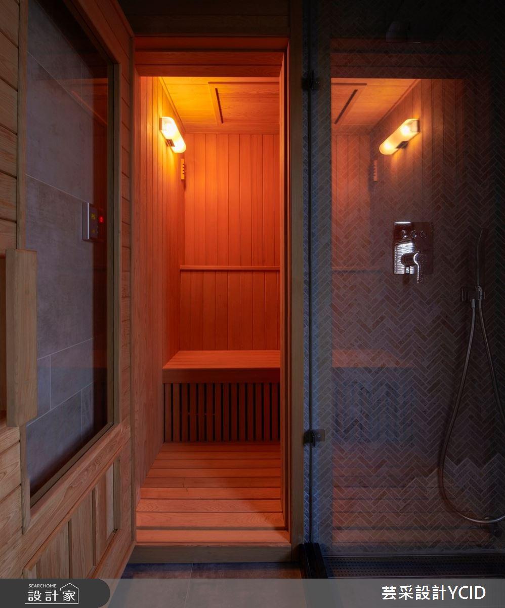 85坪新成屋(5年以下)_現代風浴室案例圖片_芸采創意空間設計公司_芸采_11之20