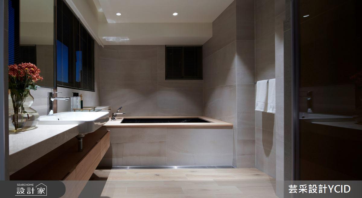 65坪中古屋(5~15年)_混搭風浴室案例圖片_芸采創意空間設計公司_芸采_13之21