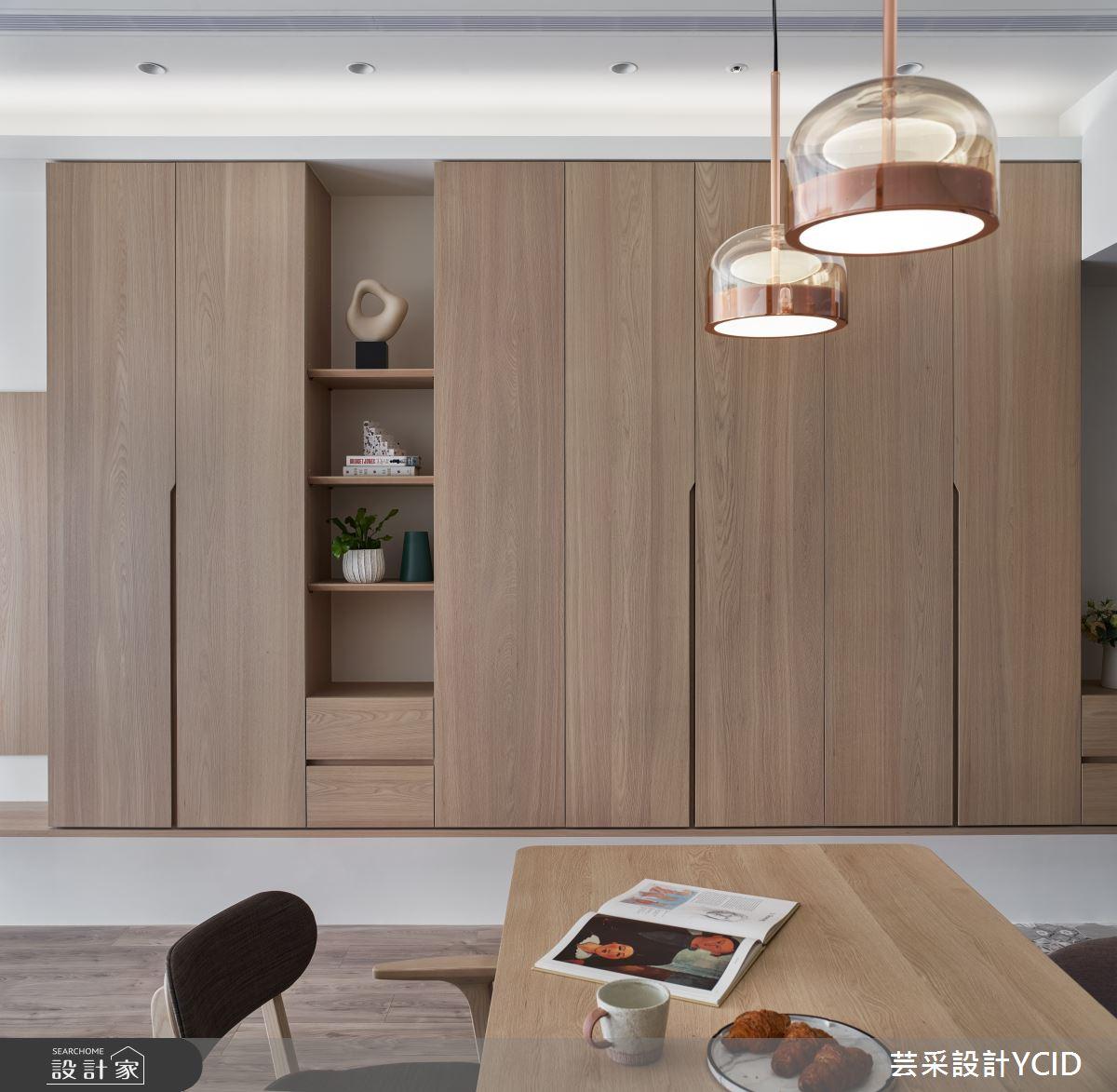 45坪新成屋(5年以下)_混搭風案例圖片_芸采創意空間設計公司_芸采_14之4