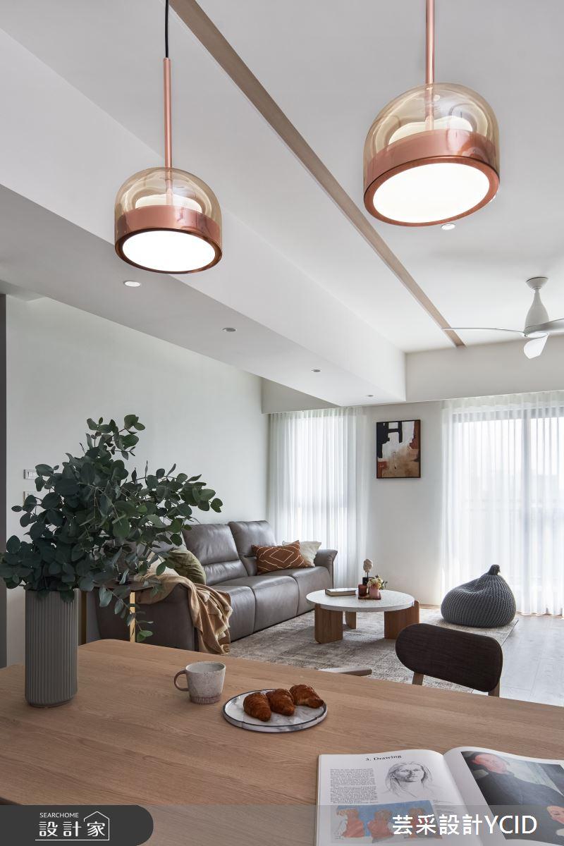 45坪新成屋(5年以下)_混搭風案例圖片_芸采創意空間設計公司_芸采_14之9