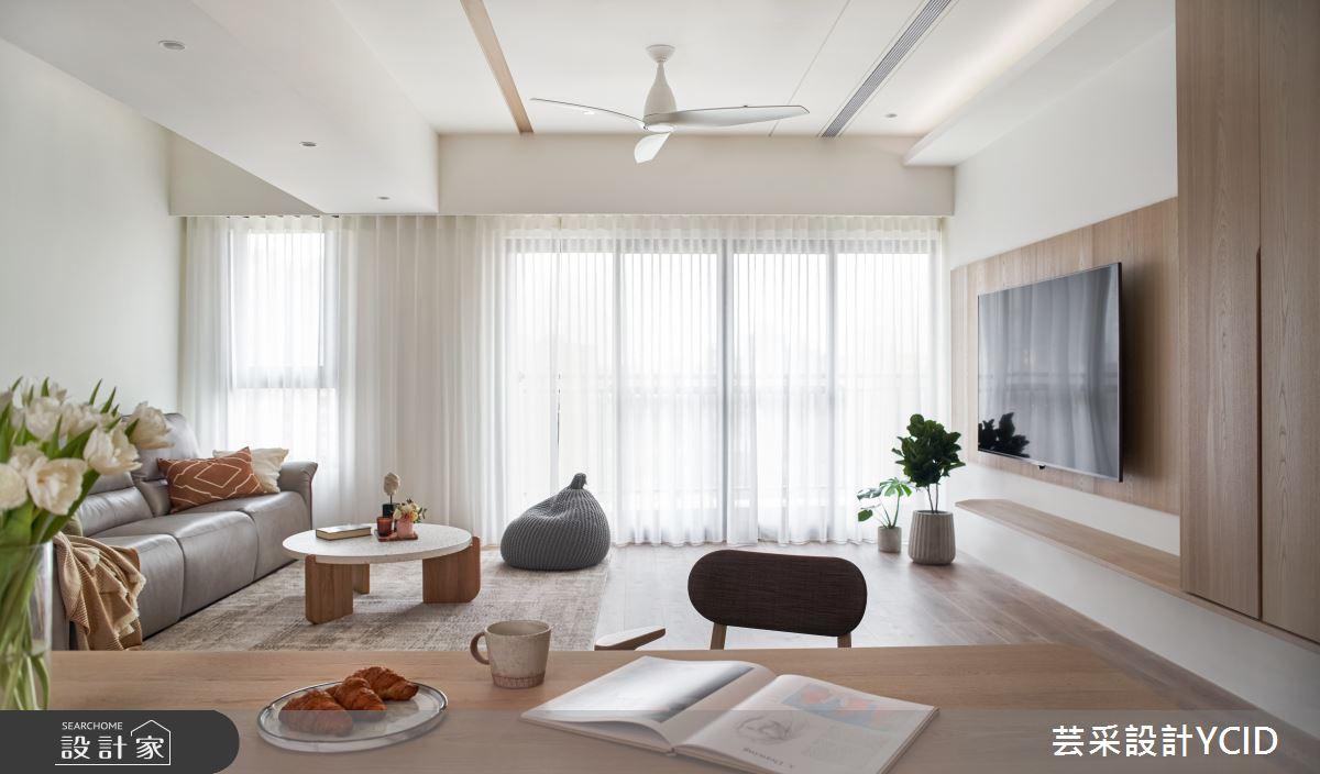 45坪新成屋(5年以下)_混搭風案例圖片_芸采創意空間設計公司_芸采_14之10