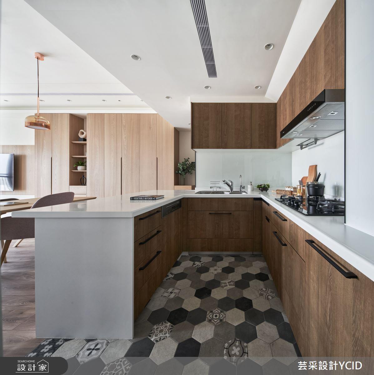 45坪新成屋(5年以下)_混搭風案例圖片_芸采創意空間設計公司_芸采_14之11