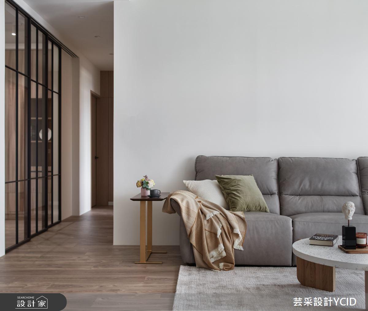 45坪新成屋(5年以下)_混搭風案例圖片_芸采創意空間設計公司_芸采_14之12