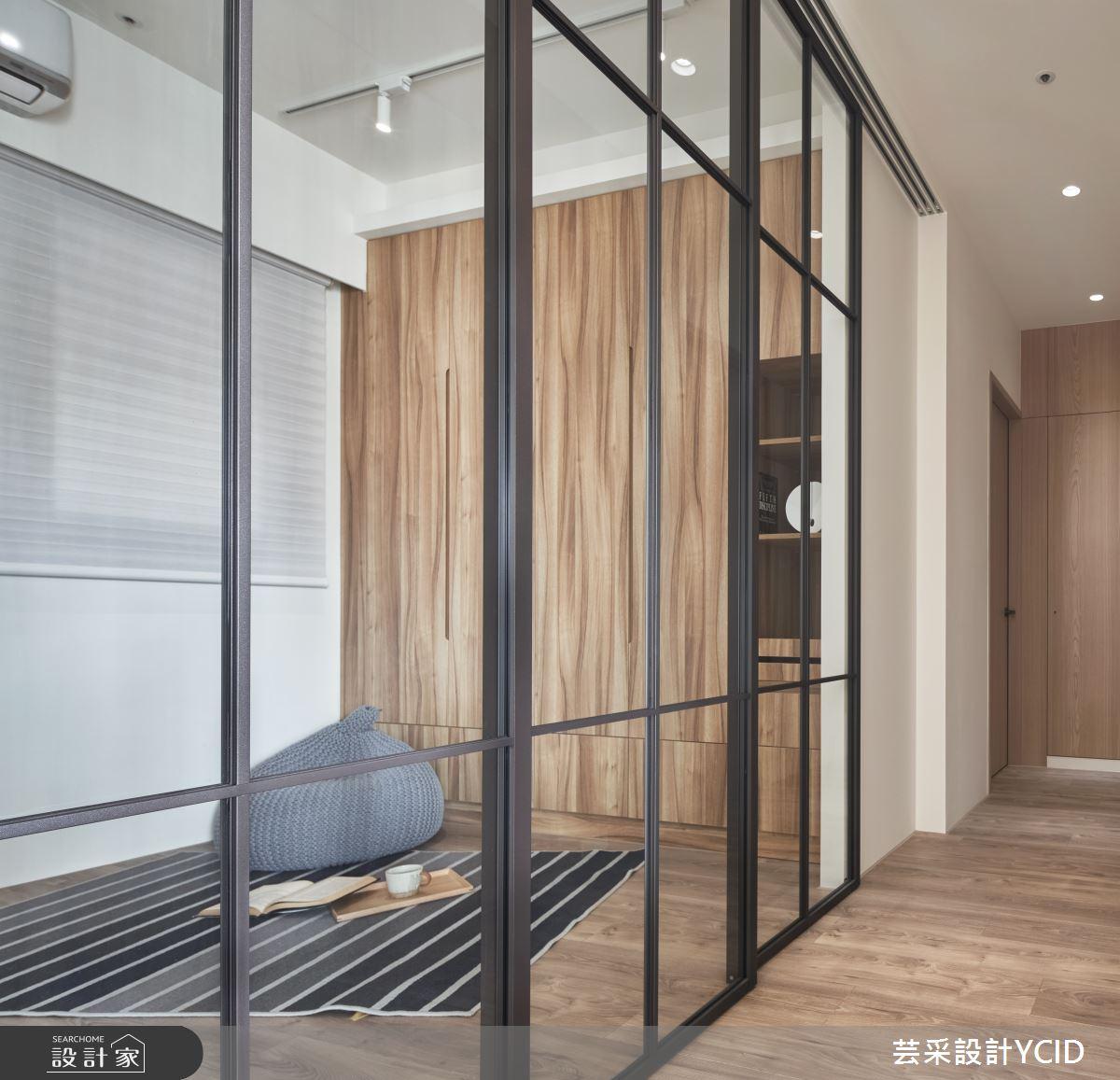 45坪新成屋(5年以下)_混搭風案例圖片_芸采創意空間設計公司_芸采_14之13