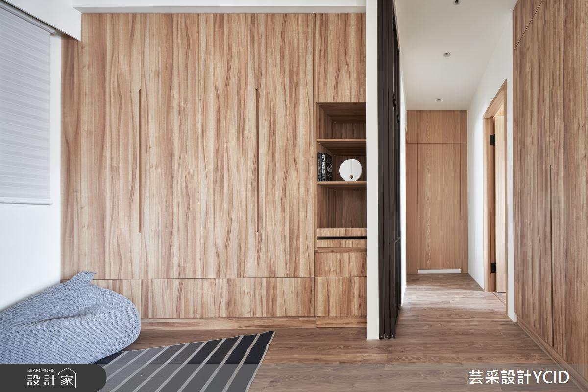 45坪新成屋(5年以下)_混搭風案例圖片_芸采創意空間設計公司_芸采_14之14