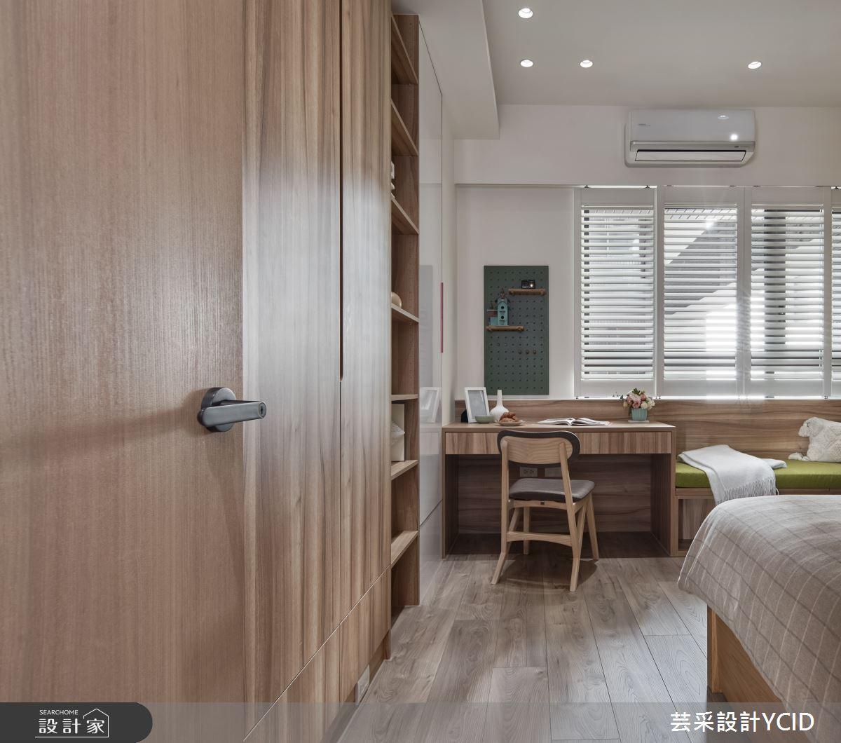 45坪新成屋(5年以下)_混搭風案例圖片_芸采創意空間設計公司_芸采_14之15