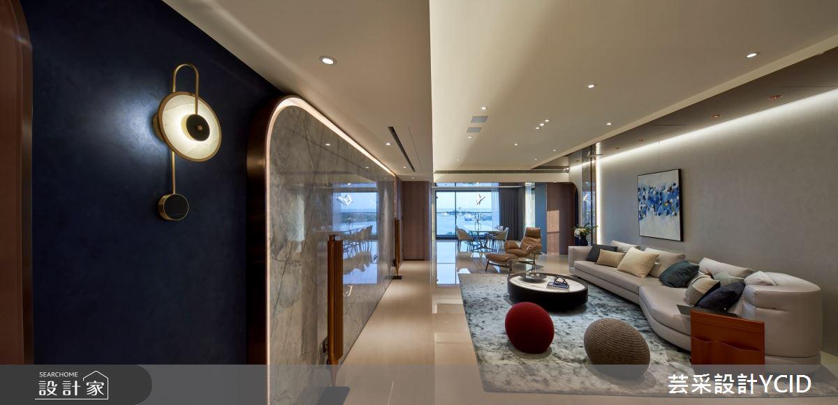 100坪新成屋(5年以下)_混搭風案例圖片_芸采創意空間設計公司_芸采_15之3