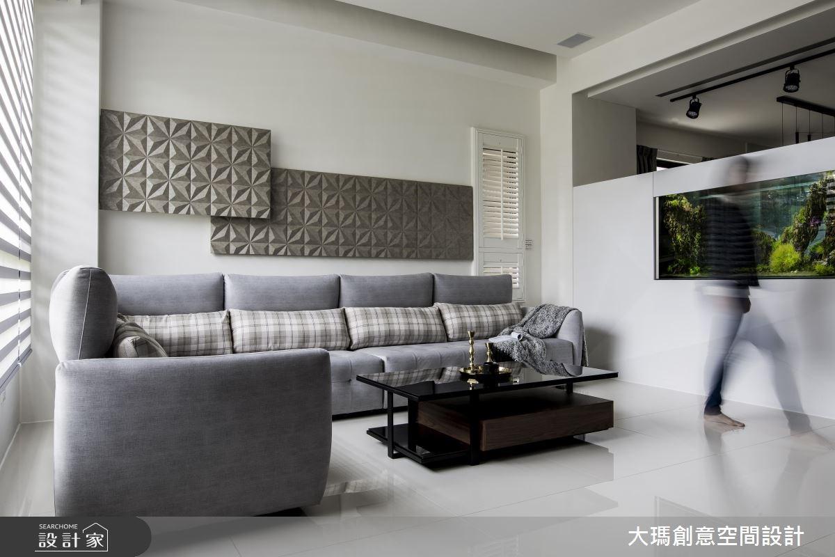 60坪中古屋(5~15年)_簡約風案例圖片_大瑪創意空間設計有限公司_大瑪_02之3