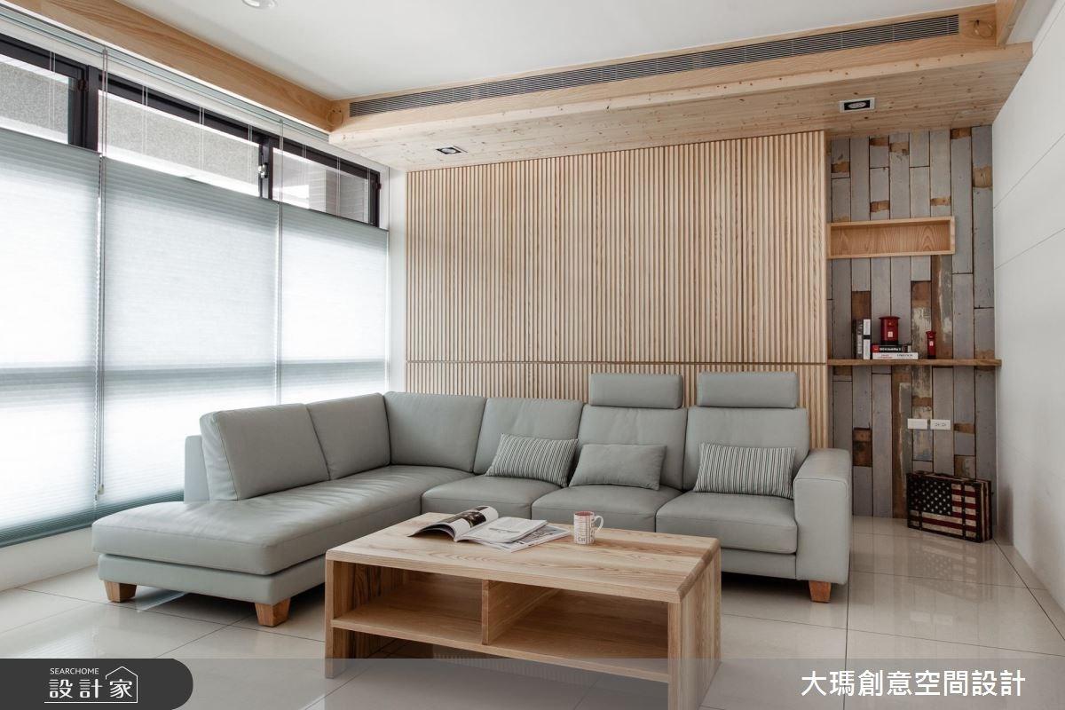 45坪新成屋(5年以下)_北歐風案例圖片_大瑪創意空間設計有限公司_大瑪_03之2