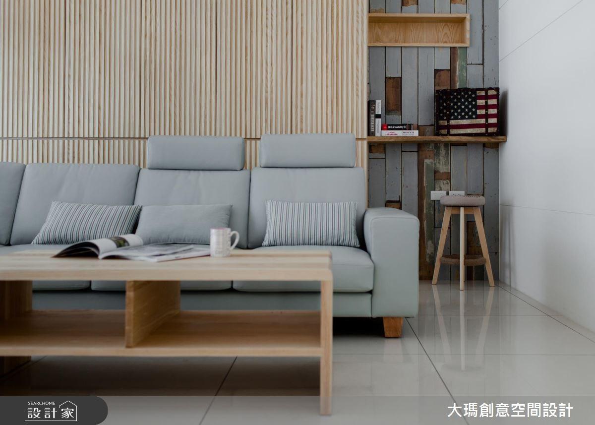 45坪新成屋(5年以下)_北歐風案例圖片_大瑪創意空間設計有限公司_大瑪_03之3